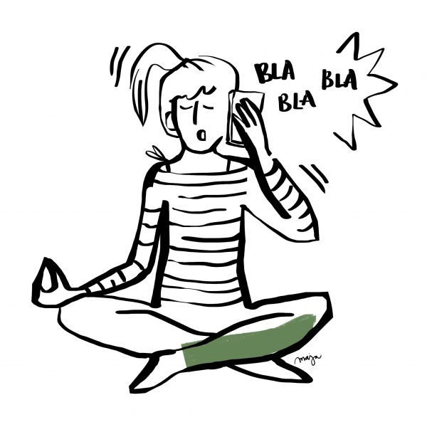 Multitasking-yoga-illustrator-maja-larsson