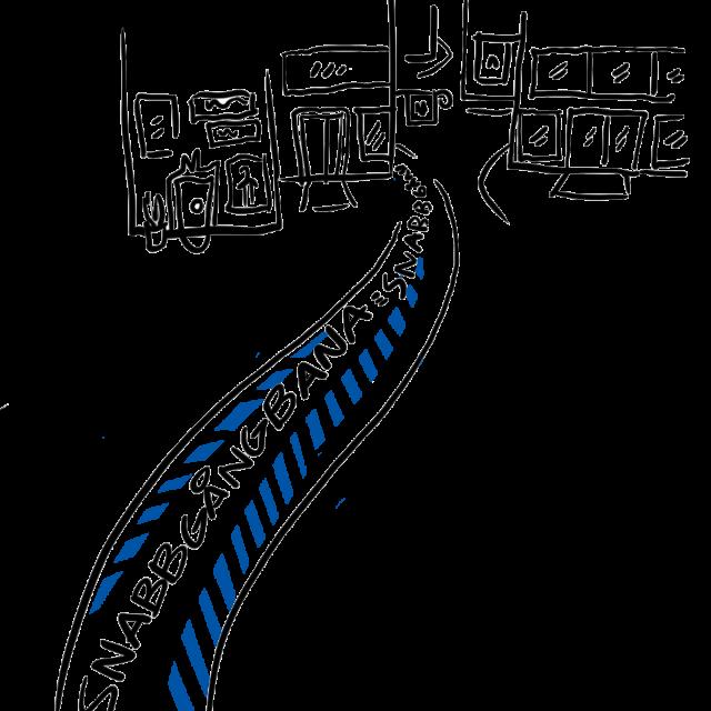 snabbgångbana-fastlane-zonterapi-illustration-maja-larsson