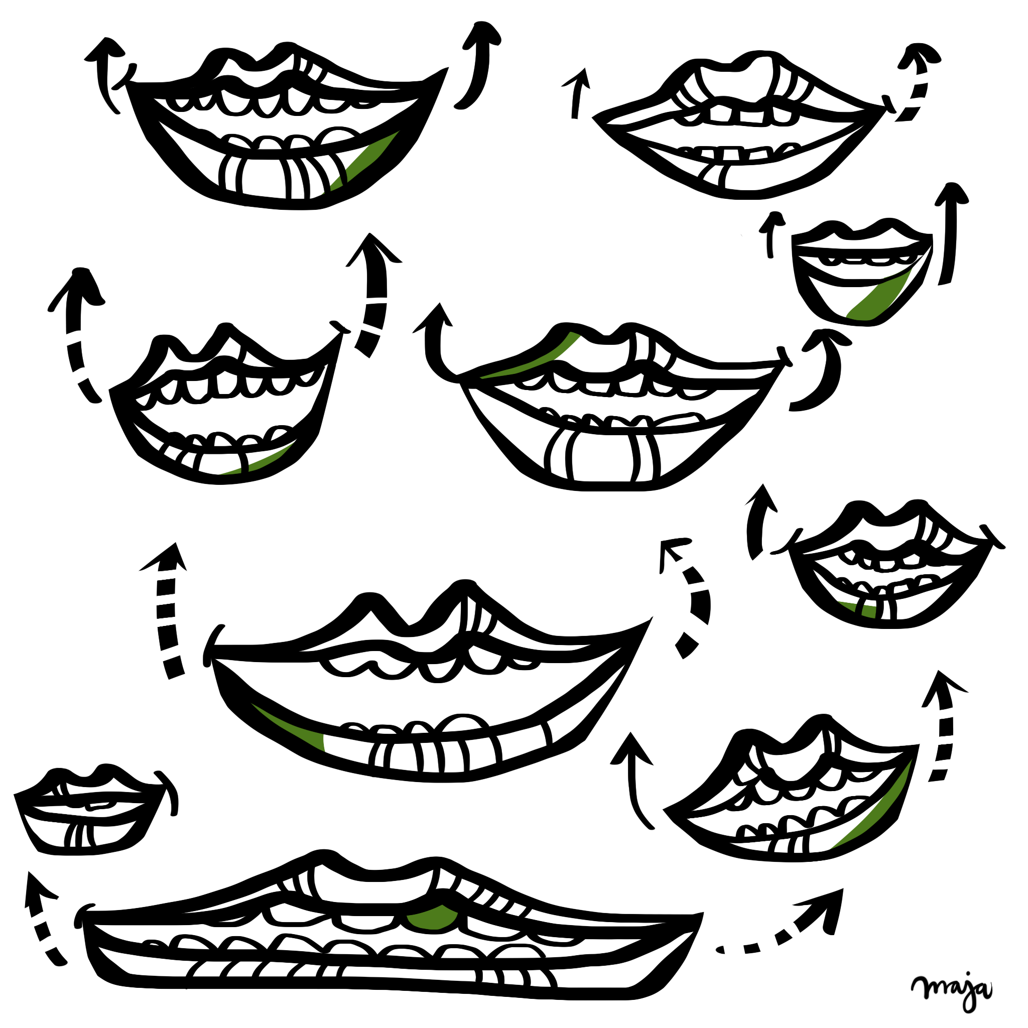 Positivt-tänkande-illustration-maja-larsson